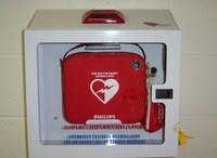 Defibrillators save lives