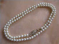 History of Majorica Pearls