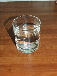 Drinking plenty of water is key to constipation relief.
