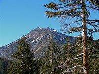 History of Mt. Rose in the Sierra Mountains in Nevada