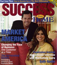 Market America In Success From Home Magazine