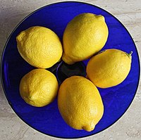 When life gives you lemons . . .