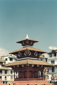 Nepal is jam-packed with historical and religious monuments.