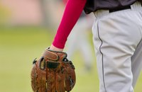 You may have to hem baseball pants to get the right fit for your child.