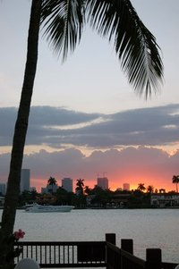 Miami is the county seat of the Miami-Dade County in Florida.
