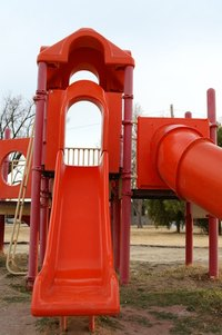 Playgrounds help kids to stay active and inspire creativity.