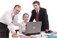 Human resource planning uses various methods to attract, train and retain employees.