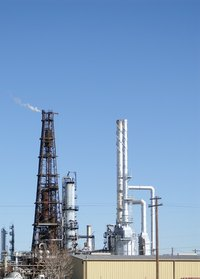 Complicated or high-risk businesses, like oil refineries, typically have non-admitted insurance.