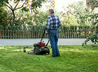 Setting points properly keeps your mower starting smooth.
