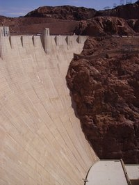 Dams, though beneficial, can negatively impact the environment.