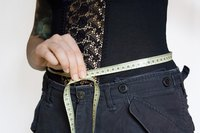 Standard sized pants can be modified to fit any body shape.