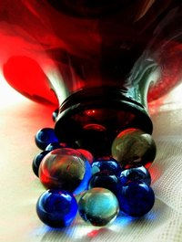 Glass is a material commonly used to make pipes.