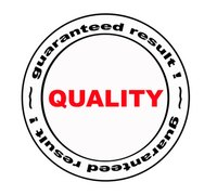 A non-comformance under ISO 9000 can affect a corporate product quality rating.