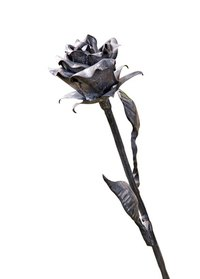 welding projects for high school students. welding a rose can be simple project. projects for high school students