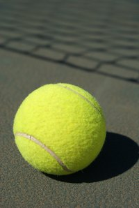 Sports engineers use technology to improve the accuracy of tennis balls and other equipment.
