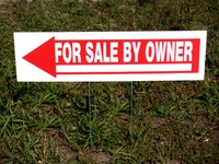 "Contact the owners of homes ""for sale by owner"" and ask for owner financing."