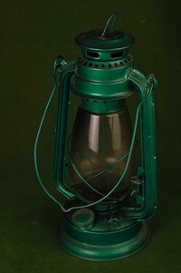 Kerosene is used in old-fashioned lamps and for other household purposes.