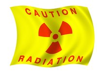 Radiation occurs from man-made as well as natural sources.
