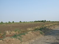 Vacant land can include an improvement, such as a paved road.