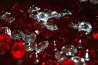 Rubies are mined worldwide.