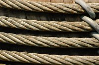 Learn how to make your own rope.