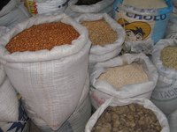 Dried maca roots can be stored for up to seven years.