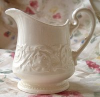 The history of semi-porcelain is the history of ironstone.