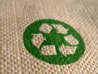 Recycled paper is used to make a number of paper products.