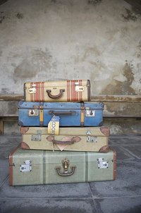 Hard-sided suitcases look stylish, but usually weigh too much.