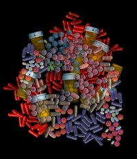 Prescription antibiotics are routinely prescribed to prevent infection in cancer patients.