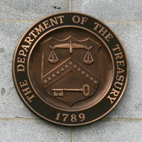 The seal of the Department of the Treasury is a good example of the structure of a corporate seal.