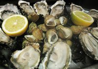 If you don't care for raw oysters, try them baked or in a stew or stuffing.