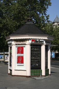 Kiosks can provide a viable source of income for businesses.