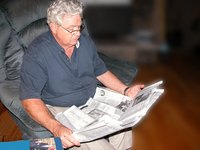 Newspapers are still an important source of information to community residents, especially older readers.