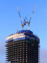 Surety bonds are common in the construction industry.