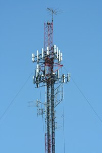 The effect of cell sites on property values varies from region to region.