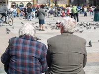 Many retired couples budget for travel expenses.