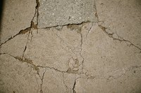 Messed up concrete can be fixed using proper procedures.