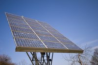 A solar farm's business plan includes specifics about the alternative energy sector.