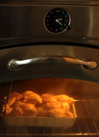 A convection oven can save a cook time.