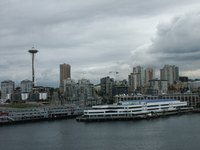 Choose a Seattle hotel near the terminal while you're waiting for your cruise to depart.