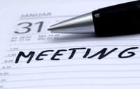 Prior planning can go a long way toward creating an effective meeting.