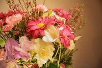 You can create flower arrangements like a pro with some basic floral training.