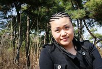 Women all over the world wear cornrow braids - a traditional South African hairstyle