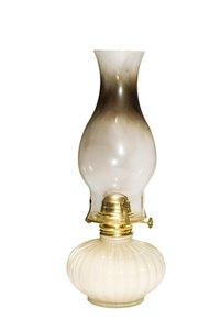 Lamp oil can be removed from carpet with certain solutions.