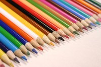 Pencil crayons are a tool frequently used by both beginning and advanced artists.