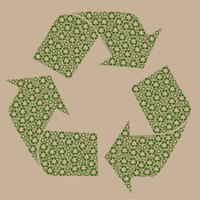 Recycling rubber goods decreases landfill and oil usage while increasing profits.