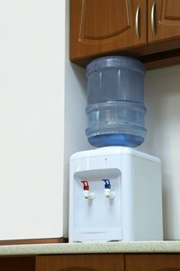 Water coolers may encounter a variety of problems.