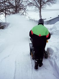 Replace the primer bulb in your snowblower so that you are ready for snow removal.