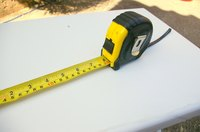 Engineering tape measures have different markings than those found in hardware stores.